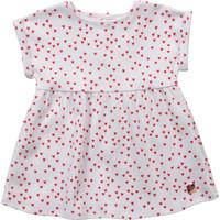 Vêtements Fille Robes courtes Carrément Beau GHUILA Blanc