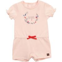 Vêtements Fille Combinaisons / Salopettes Carrément Beau MOLINE Rose