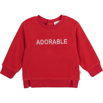Vêtements Fille Sweats Carrément Beau POLINA Rouge