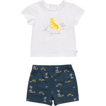 Vêtements Garçon Ensembles enfant Carrément Beau NONU Multicolore