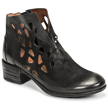 Chaussures Femme Boots Airstep / A.S.98 GIVE PERF Noir