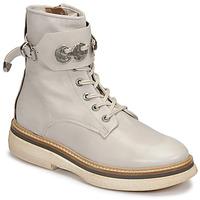 Chaussures Femme Boots Les Iles Wallis et Futuna IDLE Blanc