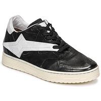 Chaussures Femme Baskets basses Airstep / A.S.98 ZEPPA Noir / Blanc