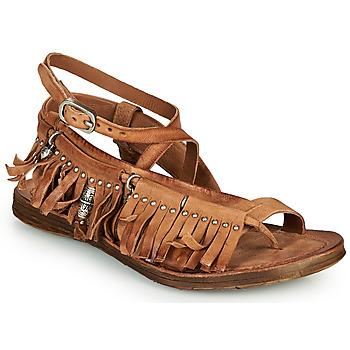 Chaussures Femme Sandales et Nu-pieds Les Iles Wallis et Futuna RAMOS FRANGE Marron