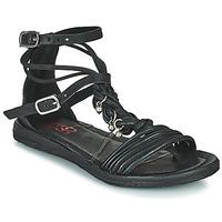 Chaussures Femme Sandales et Nu-pieds Airstep / A.S.98 RAMOS TORSADE Noir