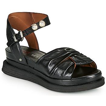 Chaussures Femme Sandales et Nu-pieds Airstep / A.S.98 LAGOS NODE Noir