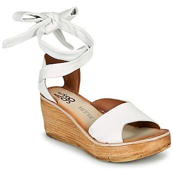 Chaussures Femme Sandales et Nu-pieds Airstep / A.S.98 NOA LACE Blanc