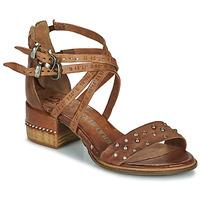 Chaussures Femme Sandales et Nu-pieds Airstep / A.S.98 MORAINE Camel