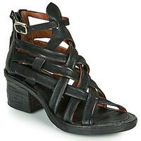 Chaussures Femme Sandales et Nu-pieds Airstep / A.S.98 KENYA BRIDE Noir
