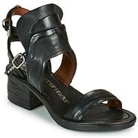 Chaussures Femme Sandales et Nu-pieds Airstep / A.S.98 KENYA BUCKLE Noir