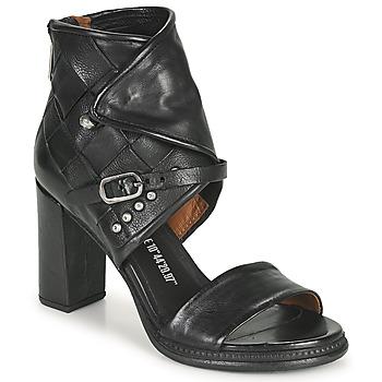 Chaussures Femme Sandales et Nu-pieds Airstep / A.S.98 BASILE HIGH Noir