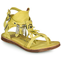 Chaussures Femme Sandales et Nu-pieds Airstep / A.S.98 RAMOS Jaune