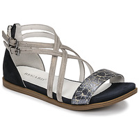 Chaussures Femme Sandales et Nu-pieds Regard BATZ Bleu