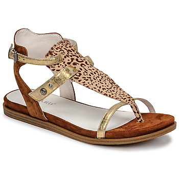 Chaussures Femme Sandales et Nu-pieds Regard BAZUR2 Marron