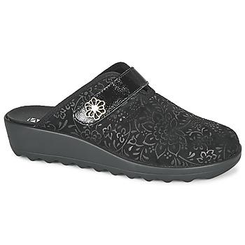 Chaussures Femme Chaussons Romika Westland GINA 110 Noir