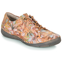 Chaussures Femme Baskets basses Josef Seibel FERGEY 75 Multicolore