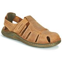 Chaussures Homme Sandales et Nu-pieds Josef Seibel MAVERICK 01 Marron