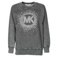 Vêtements Femme Sweats MICHAEL Michael Kors ACID WSH MK STAR STUD Noir