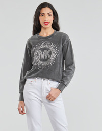 Vêtements Femme Sweats MICHAEL Michael Kors ACID WSH MK STAR STUD Noir