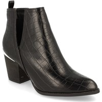 Chaussures Femme Bottines Buonarotti 1AA-0365 Negro