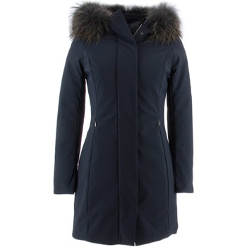 Vêtements Femme Vestes / Blazers Rrd - Roberto Ricci Designs WINTER LONG LADY FUR T Bleu