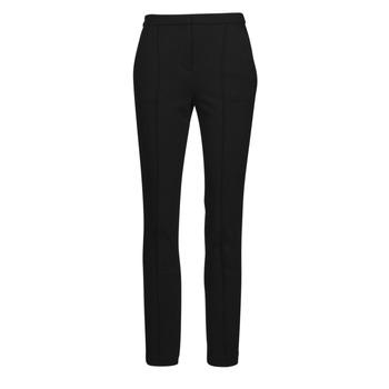 Vêtements Femme Pantalons 5 poches Karl Lagerfeld SUMMERPUNTOPANTS Noir
