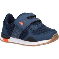 Chaussures Garçon Multisport Kappa 304TAR0 MOHAN 5 V INF Azul