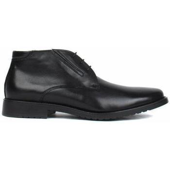 Chaussures Homme Boots Salamander Adam Flats Noir