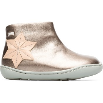 Chaussures Fille Bottines Camper Bottines TWS FW beige