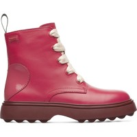 Chaussures Fille Bottines Camper Bottines Norte Kids rose