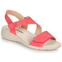 Chaussures Femme Sandales et Nu-pieds Damart 67808 Rouge