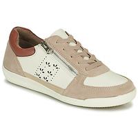 Chaussures Femme Baskets basses Damart 68010 Blanc