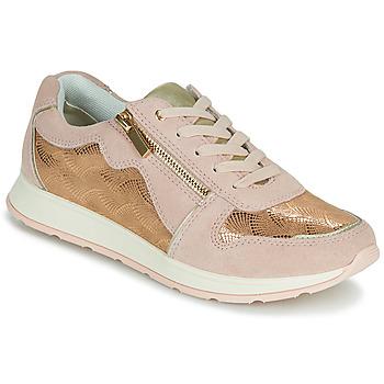 Chaussures Femme Baskets basses Damart 64823 Crème