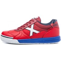 Chaussures Homme Baskets basses Munich INDOOR 3111017 Rouge
