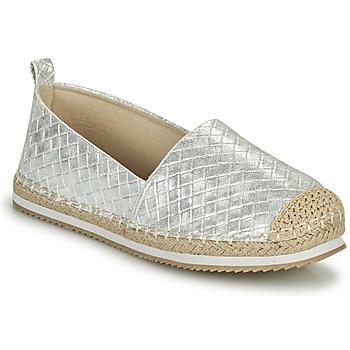 Chaussures Femme Espadrilles Bullboxer 186000F4S Argenté