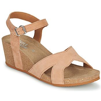 Chaussures Femme Sandales et Nu-pieds Bullboxer 502000E2C Beige