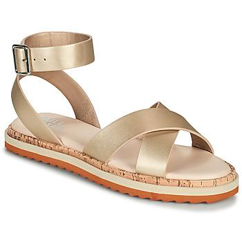 Chaussures Femme Sandales et Nu-pieds Bullboxer 053001F1S Doré