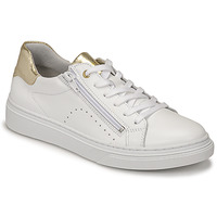 Chaussures Fille Baskets basses Bullboxer AOP000E5L-WHPN Blanc