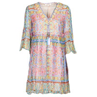 Vêtements Femme Robes courtes Derhy SUPERMAN Multicolore