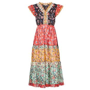Vêtements Femme Robes longues Derhy SAGESSE Multicolore