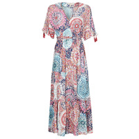 Vêtements Femme Robes longues Derhy STOP Multicolore