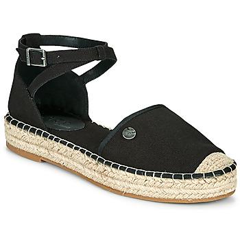Chaussures Femme Espadrilles Esprit TUVA Noir