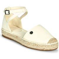 Chaussures Femme Espadrilles Esprit TUVA Blanc