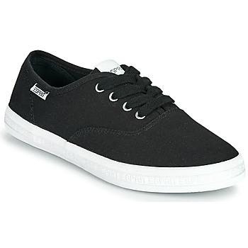Chaussures Femme Baskets basses Esprit NITA Noir