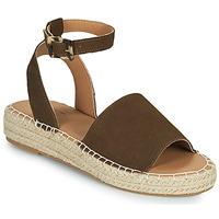 Chaussures Femme Sandales et Nu-pieds Esprit CLARA Marron