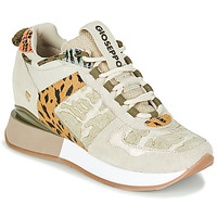 Chaussures Femme Baskets basses Gioseppo PATERSON Beige / Kaki