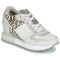 Chaussures Femme Baskets basses Gioseppo OVERLAND Blanc / Noir