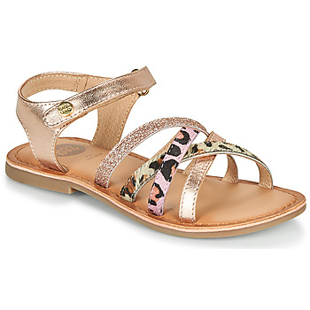 Chaussures Fille Comme Des Garcon Gioseppo VERONA Rose Gold
