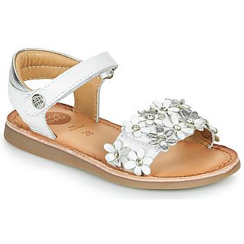 Chaussures Fille Voir tous les vêtements femme Gioseppo MAZARA Blanc / Argenté