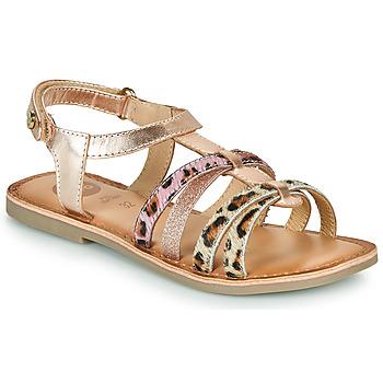 Chaussures Fille Voir tous les vêtements femme Gioseppo PALMYRA Rose Gold
